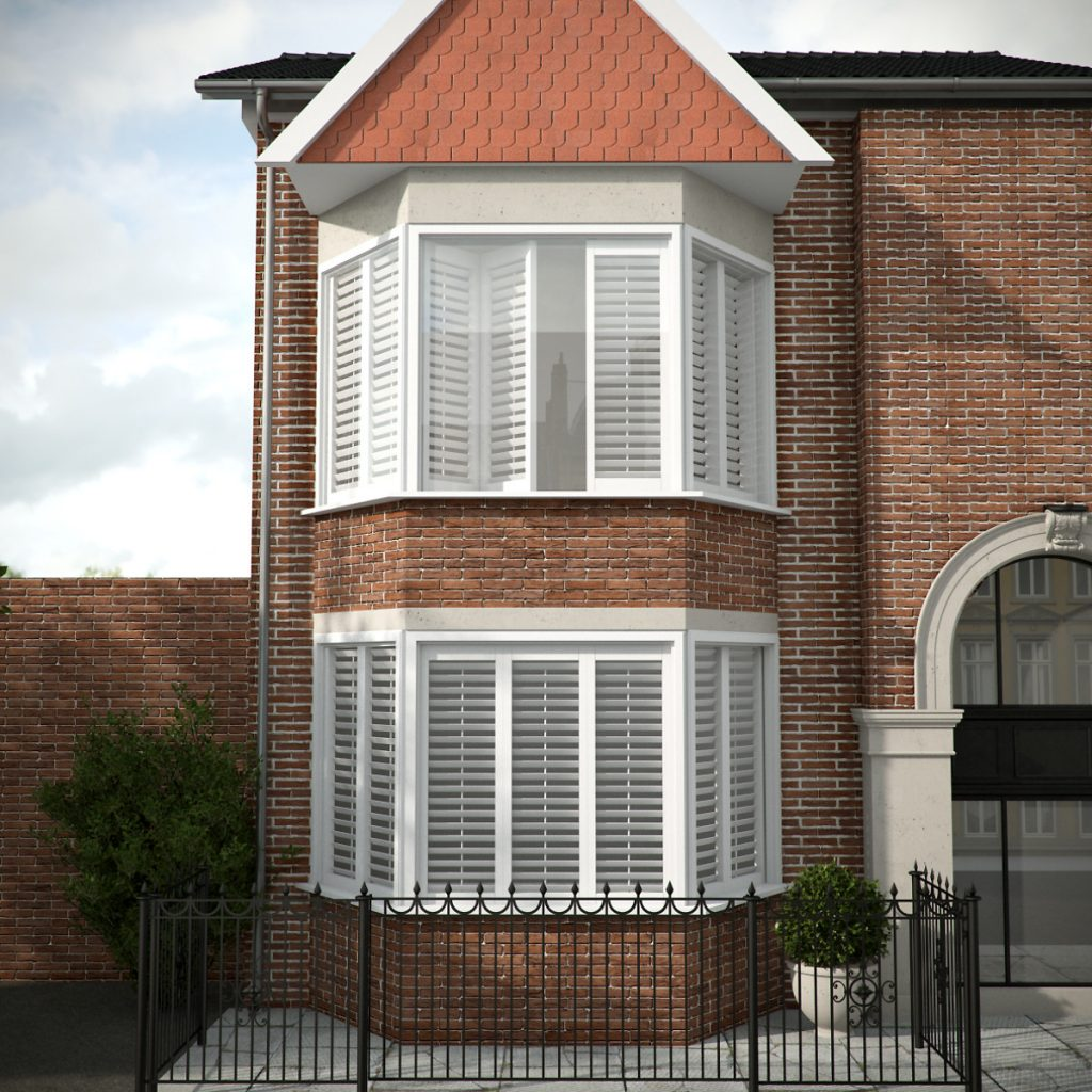 Window shutters bolton absolute plantation shutters for High windows in house